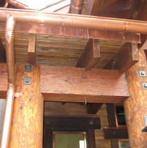 Timber Trail – Exterior Beams