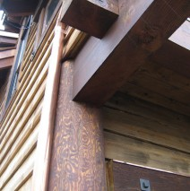 Timber Trail – Beam Work